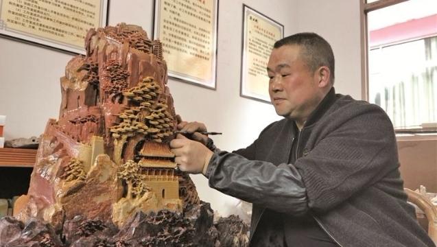 寿宁石雕期待熠熠生辉