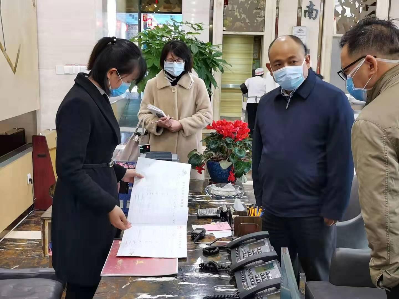 """古田县纪委监委:""""硬核""""督导疫情防控阻击战"""
