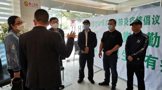 中心领导赴霞浦县、柘荣县督查防控境外疫情输入工作