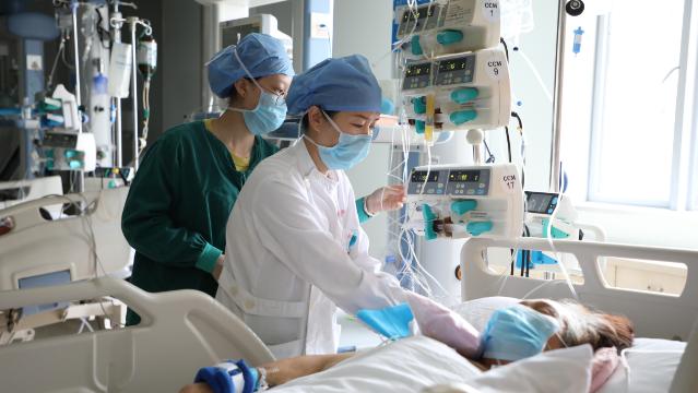 宁德市医院ICU护理团队:尽己所能,护你周全